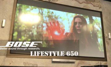 BOSE LIFE STYLE 650 設計師的最愛 BOSE 頂級家庭劇院系統 新竹 大觀自若 L宅