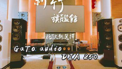 丹麥 GATO Audio DIA 250 綜合擴大機-北歐優質首選