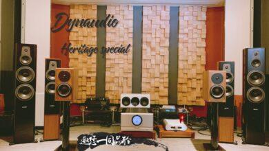 經典重現 Dynaudio Heritage Special書架喇叭