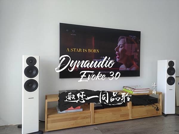 Dynaudio Evoke 30 安裝 示意圖