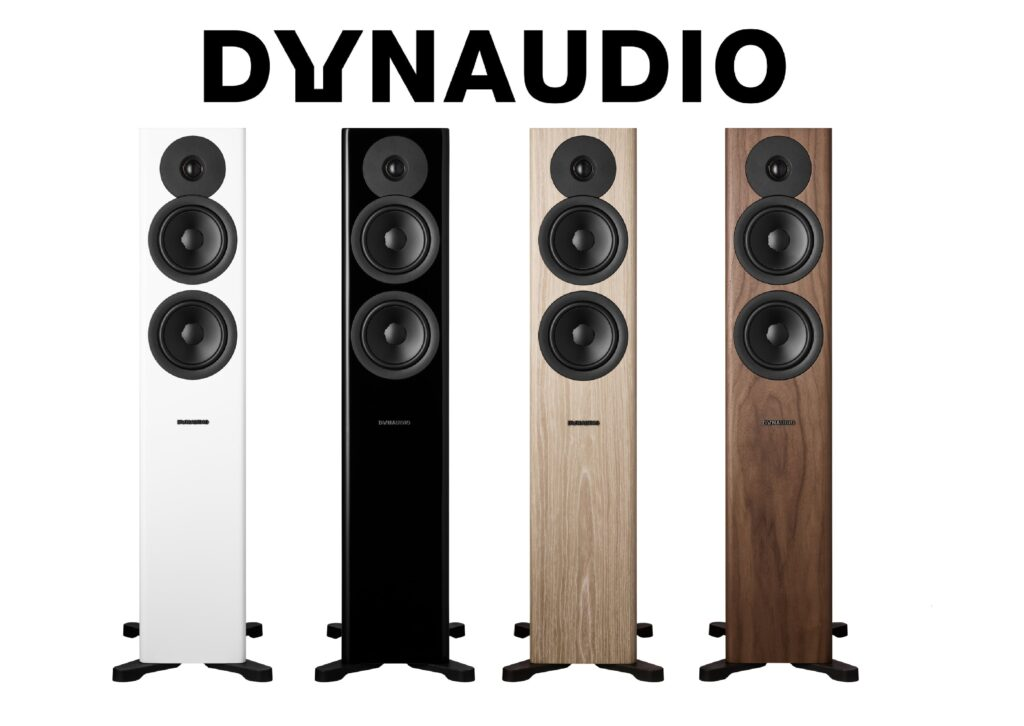 Dynaudio Evoke 30顏色選擇